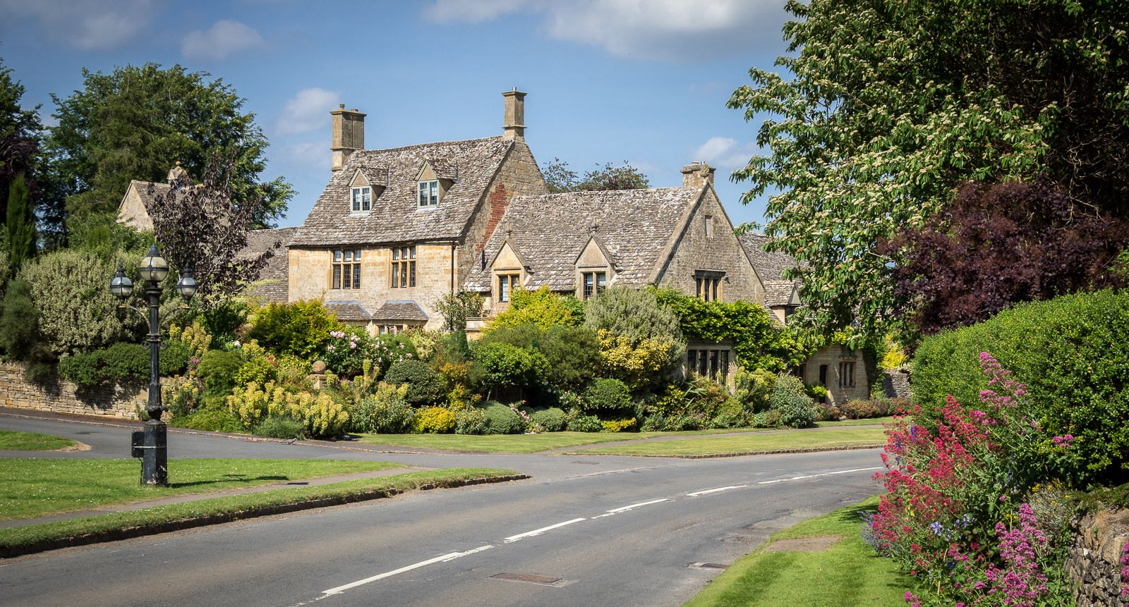 Westington house chipping campden wales scotland and house