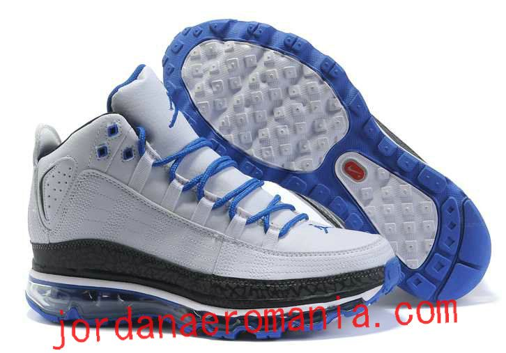 Acheter Chaussures New Jordan Take Flight Air Max 2009 Sole Fusion Blanc/Cement  Gris/