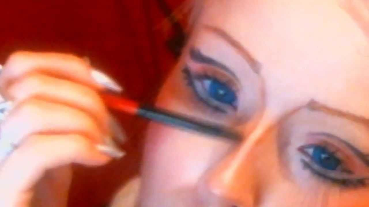 Real Life Human Barbie Valeria Lukyanova tutorial barbie ...