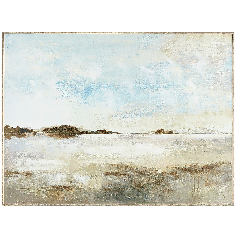 Solitude landscape art pier imports landscape room pinterest