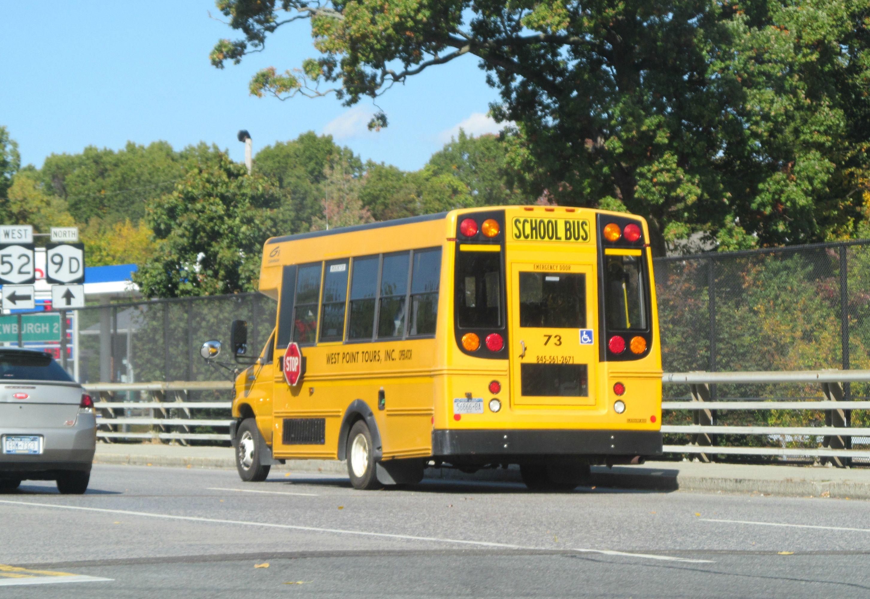 West Point Tours 73 School Bus