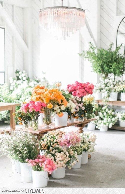 Flower Shops Are Our Fave Spring Pinterest Flowers Bloom