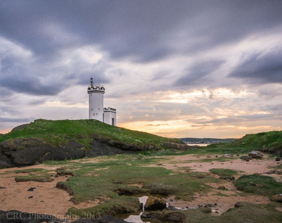 "500px / Photo ""Elie Lighthouse and beach 2"" by CRC Photography"