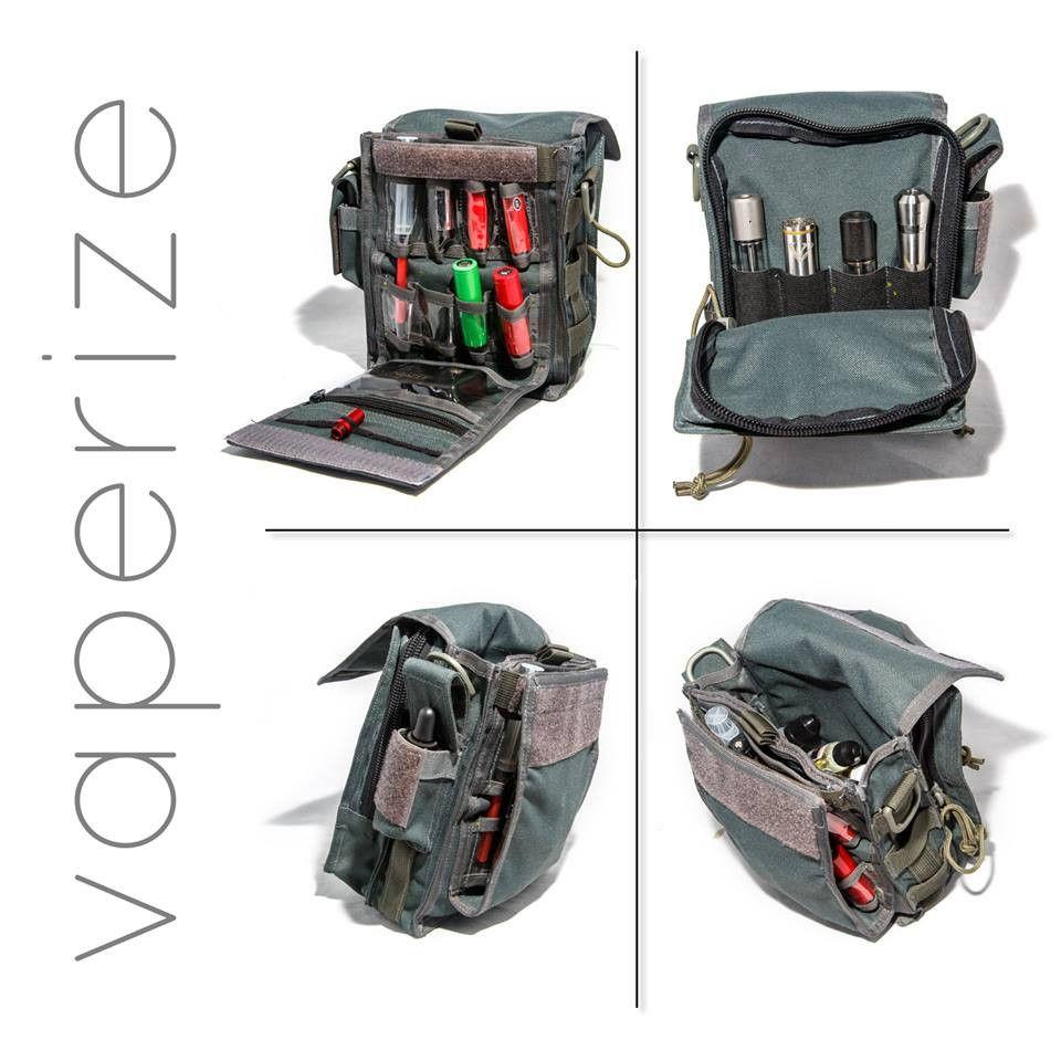 The Ultimate Vape Bag Go For Vapors