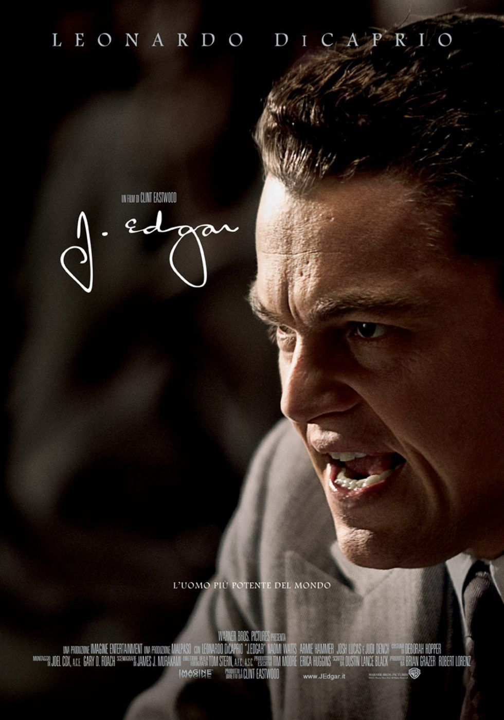 J Edgar Streaming Film E Serie Tv In Altadefinizione Hd Film Leonardo Dicaprio Cinematografia