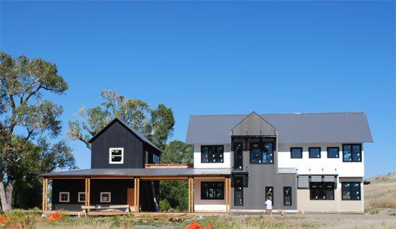 25 great farmhouse exterior design ideas exterior - Rustic modern farmhouse exterior ...
