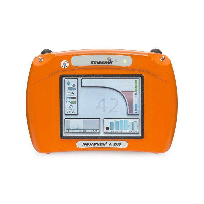 Sewerin Aquaphon A200 Sdr Pro Wireless Acoustic Leak Locator Kits Detection Leaks Acoustic