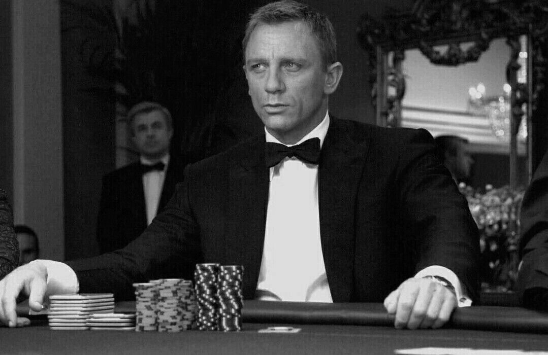 022(From Casino royale) Casino royale, James bond, Bond