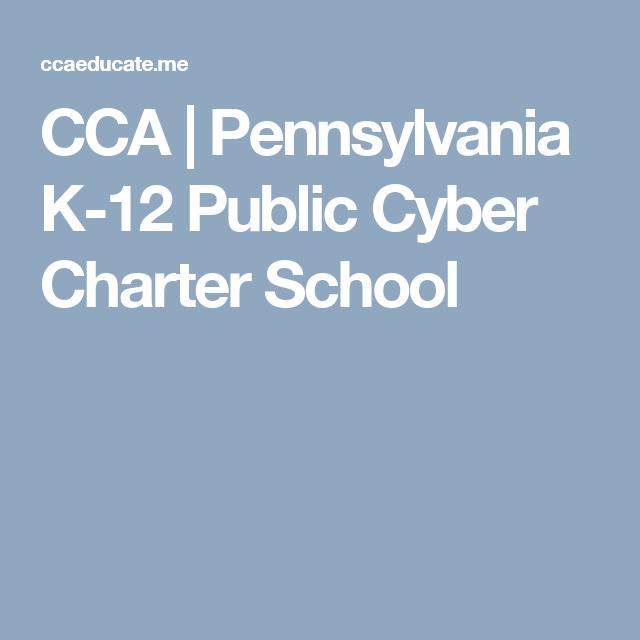 Cca Pennsylvania K 12 Public Cyber Charter School Homeschool