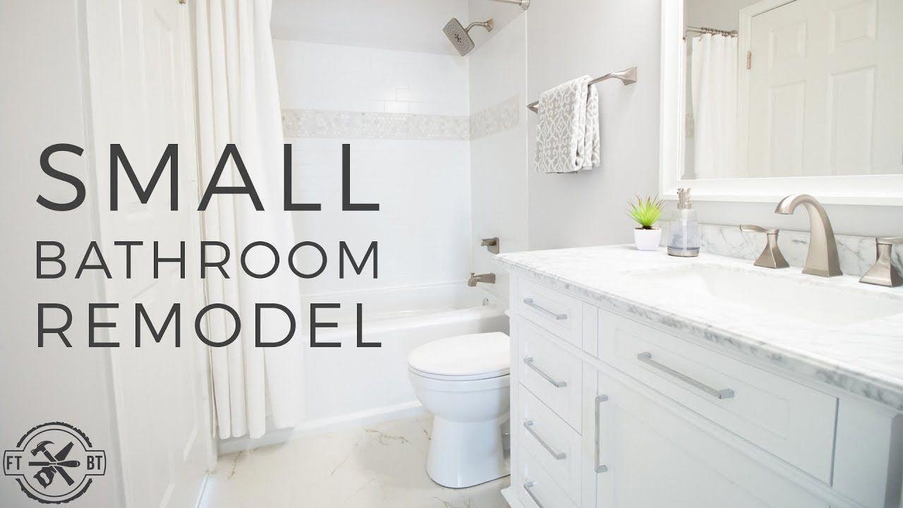 Bathroom Remodeling Check List Small Bathroom Remodel Bathroom Remodel Small Diy Diy Bathroom Remodel