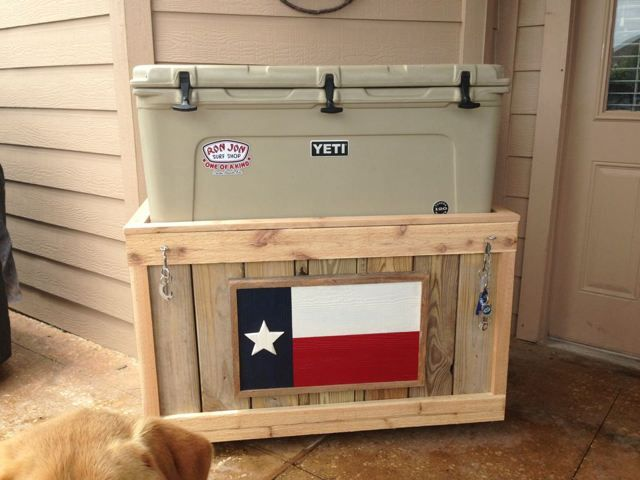 Yeti Cooler Holder Cooking And Canning Pinterest Men