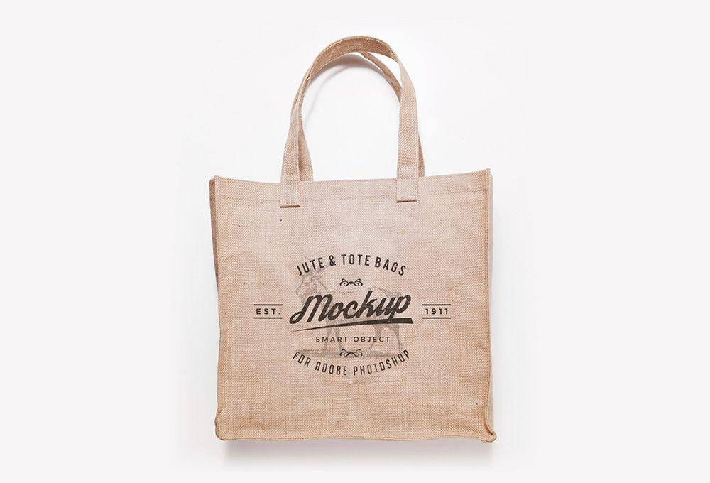 Download Free Jute And Tote Bag Mockups Graphicsfuel Jute Tote Bags Jute Totes Jute Bags
