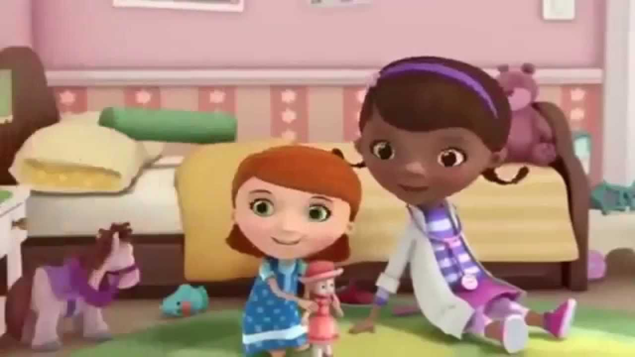 Cartoon Doc McStuffins Full Episodes In English 2014 HD Part 9