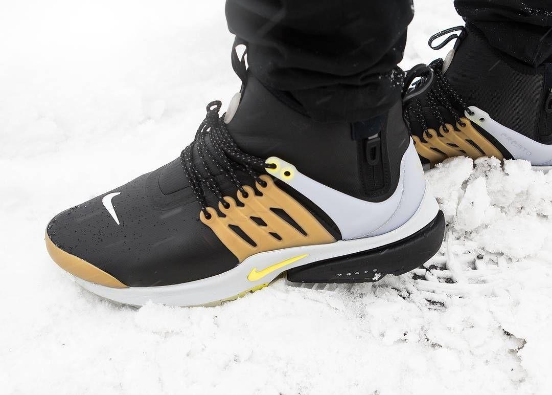 Nike Air Presto Mid Utility Via Caliroots C K Schuhe