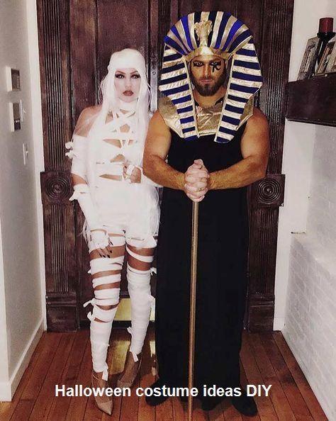 New Halloween Costume Ideas on a budget #halloween