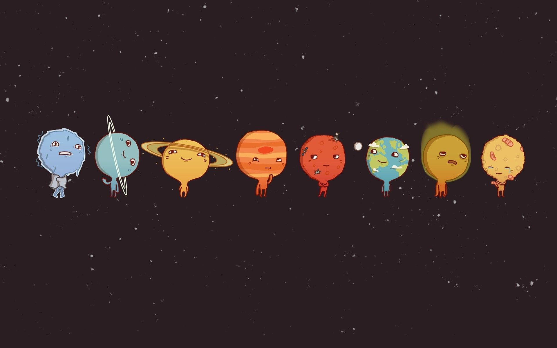 Different emotions with images desktop wallpapers