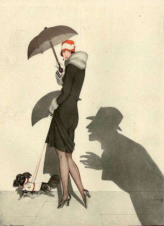 Zyg Brunner (1878 - 1961). La Vie Parisienne 1920s. [Pinned 6-iv-2015]