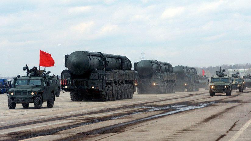 ICYMI: Militares rusos desvelan las prioridades de su programa de armas hasta 2025