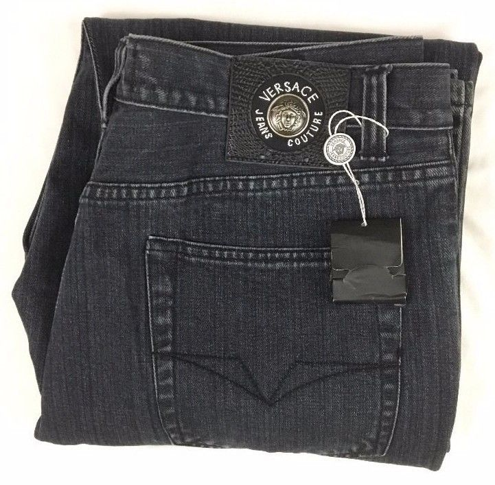Skinny Jeans Coupe Classique - Rouge Jeans Couture Versace eNjKva6yxG