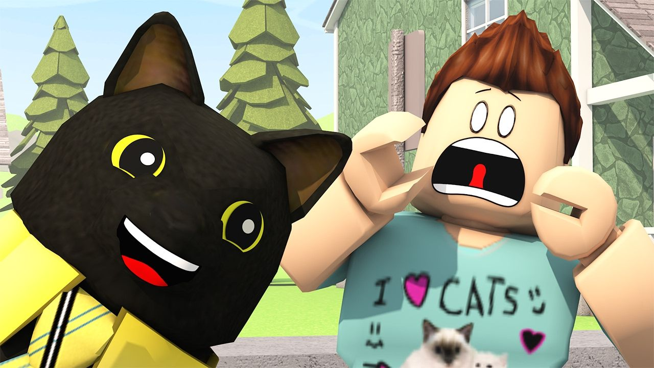 Roblox Animation Sir Meows A Lot Animated Youtube Roblox