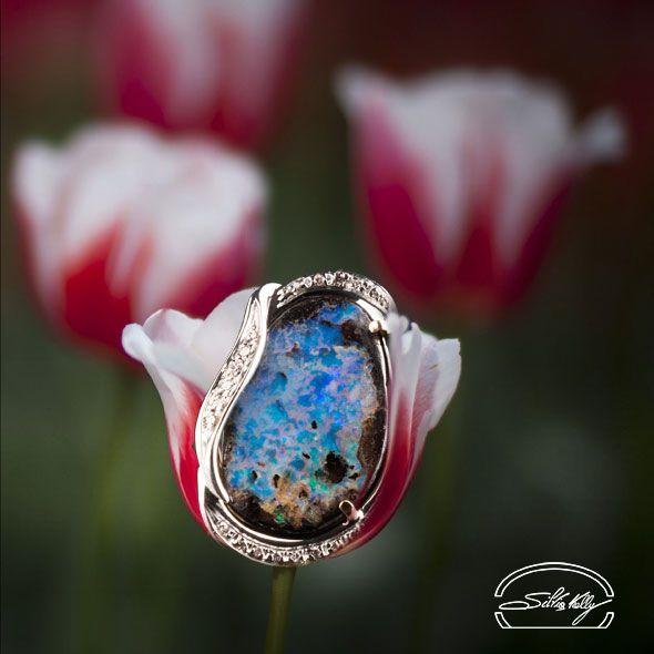 anello pandora pietra natale aprile