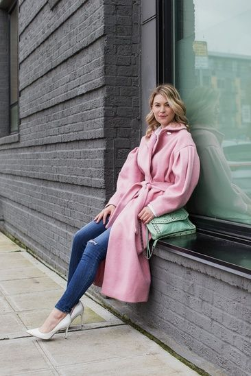Pretty in Pink for Spring! #SpringStyle #shopthelook #MyShopStyle #pink #pinkcoat