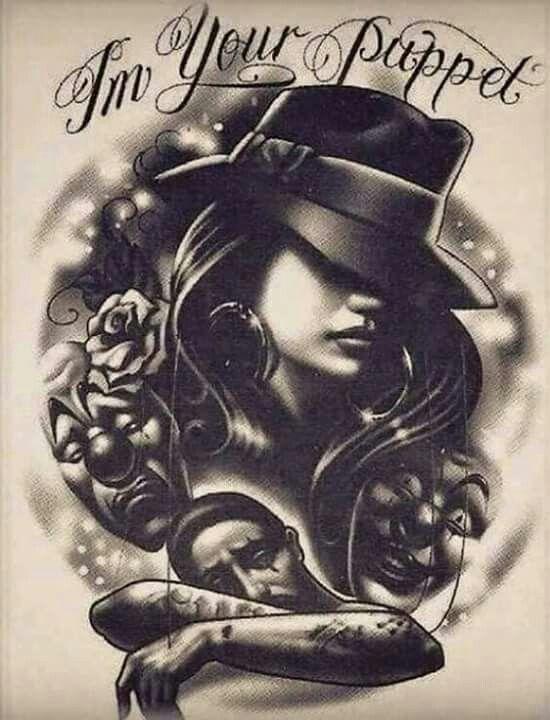 Chicano … | Chicano art, Chicano art tattoos, Latino art