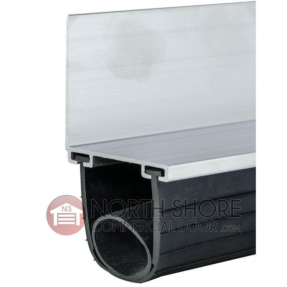 Ultra Rubber Garage Door Bottom Weather Seal Replacement Kit Garage Door Types Garage Door Seal Garage Doors