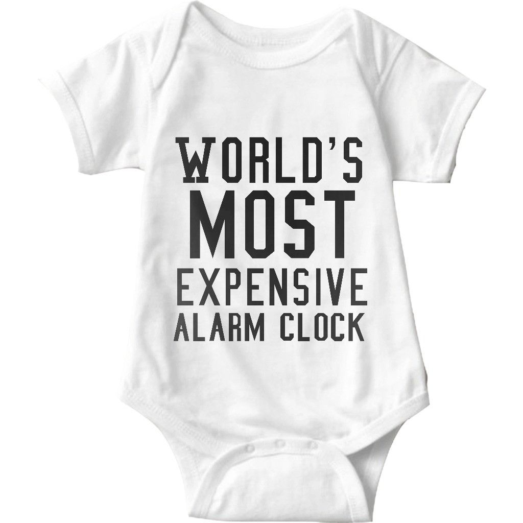 My Daddy/'s Jealous I had BOOBIES For Dinner He Didn/'t Funny Baby Gerber Onesie