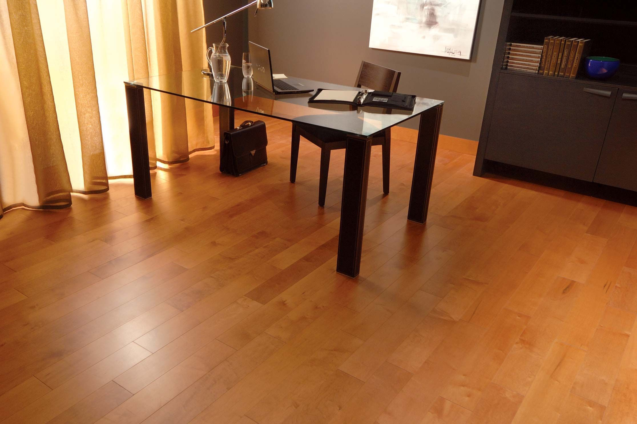 Mirage maple auburn 5 inspiration admiration 13013 for Mirage wood floors