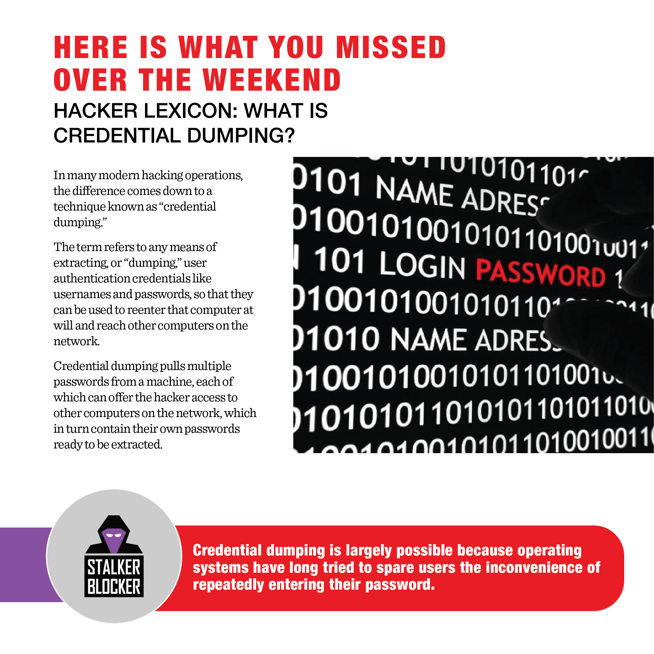 What Is Credential Dumping Credentials Cyber Security Computer Network