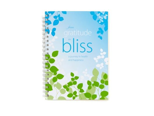 Looks like a great journal... Helps to keep the focus what is really important in life