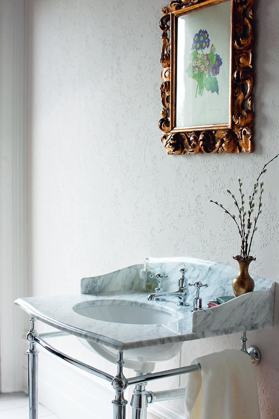 Dream basin burlingtonbathrooms mytraditionalbathroom lavabos de