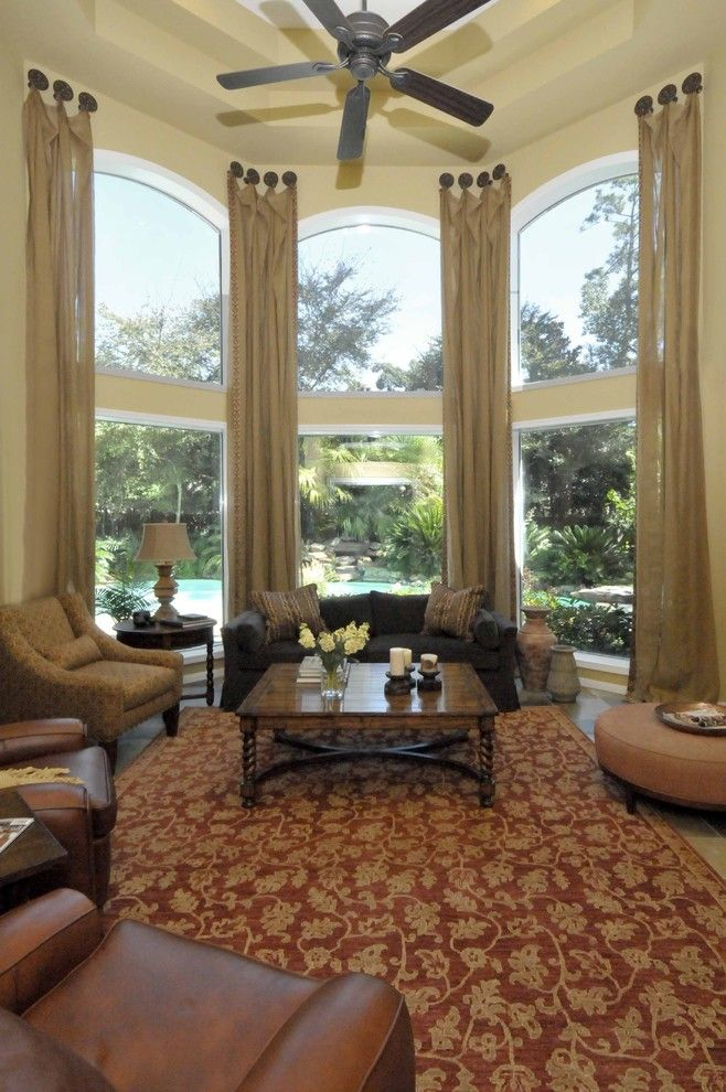 Master Bedrooms  Window Treatments  Pinterest  Window Master Interesting Bay Window Ideas Living Room Decor Inspiration Design