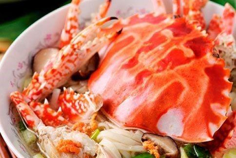 I want some Wanli crab.