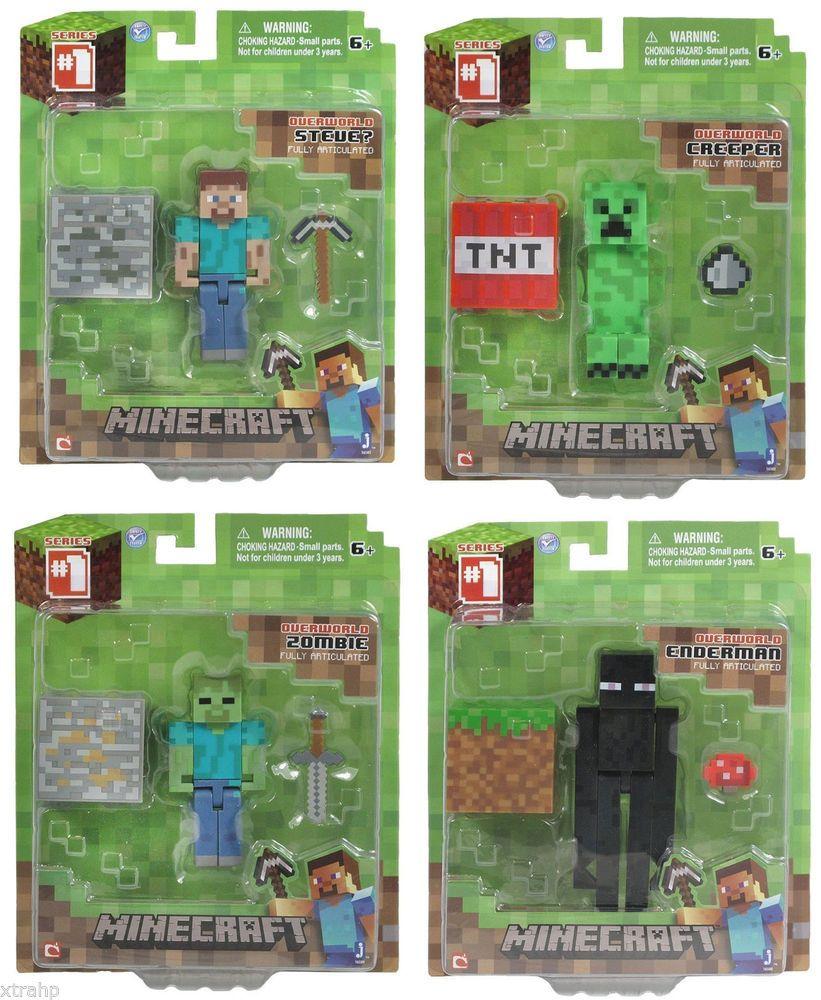 Cool Minecraft Toys : Minecraft toys jpg lrrnatnd books worth reading