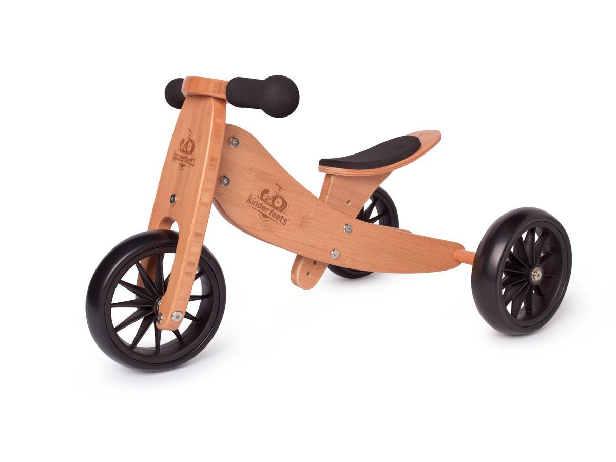 Kinderfeets 2 In 1 Tiny Tot In 2020 Balance Bike Tricycle Tot