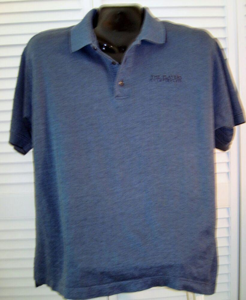 56d0cca0 The Players Championship Golf Shirt SZ XL PGA Tour Dark Blue #fashion # clothing #shoes #accessories #mensclothing #shirts (ebay link)