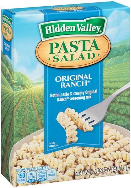 recipe: hidden valley ranch noodles [1]