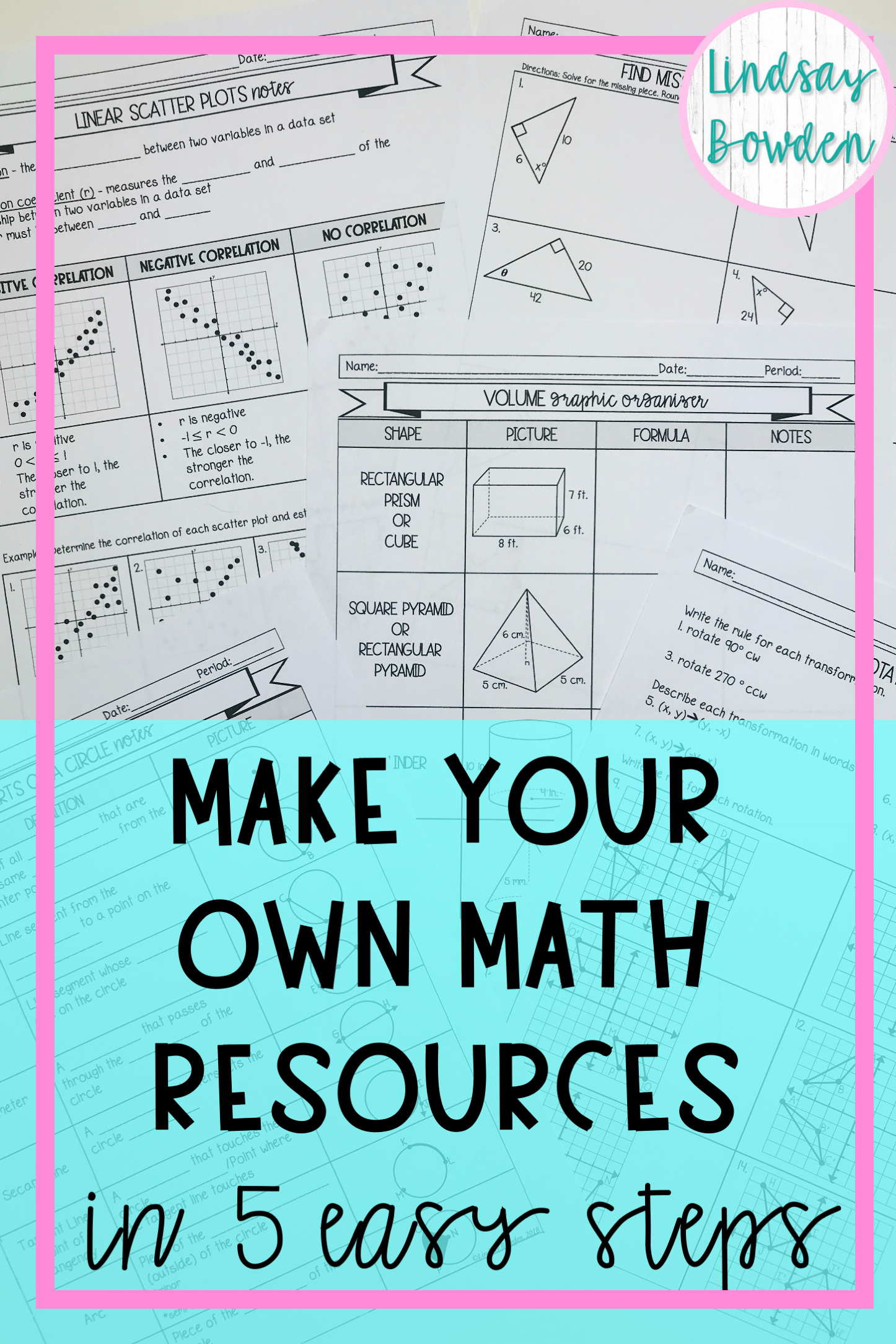 Make Your Own Math Worksheets In 5 Easy Steps In
