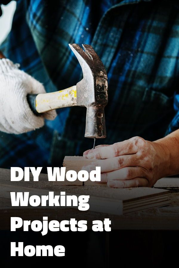 DIY WOOD WORKING PROJECTS AT HOME | Purchasing furnitures ...