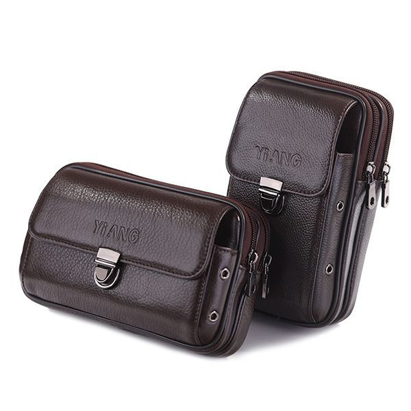 Waist Pack Travel Leather Phone Cases Pouch Holsters #women #bag #trend #moda #fashion #backpack #bags #shoes #shoe #men