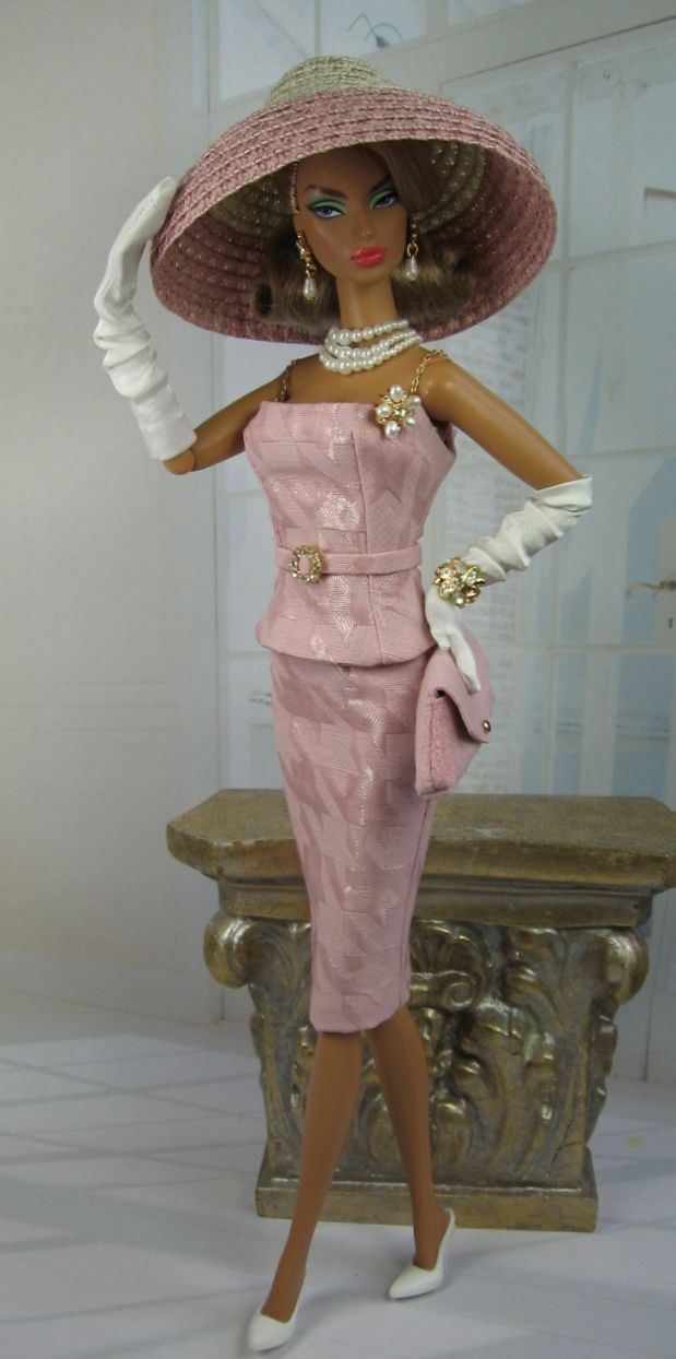 Matisse Fashions modeled by Fashion Royalty Doll ~ Love the look!