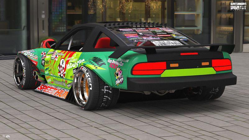 Artstation Need For Speed Overkill Ryan Cooper S Nissan 240sx