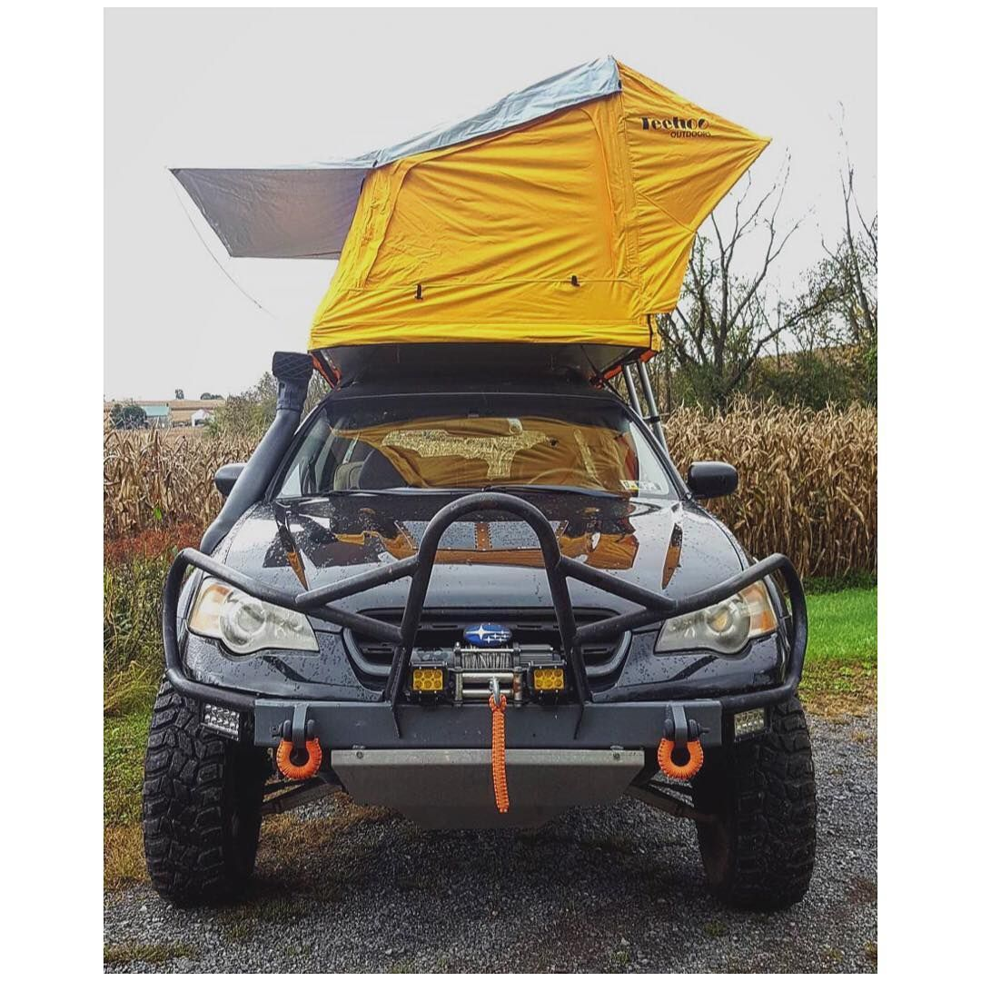 645 Likes, 26 Comments ROOFTOP TENT LIVING