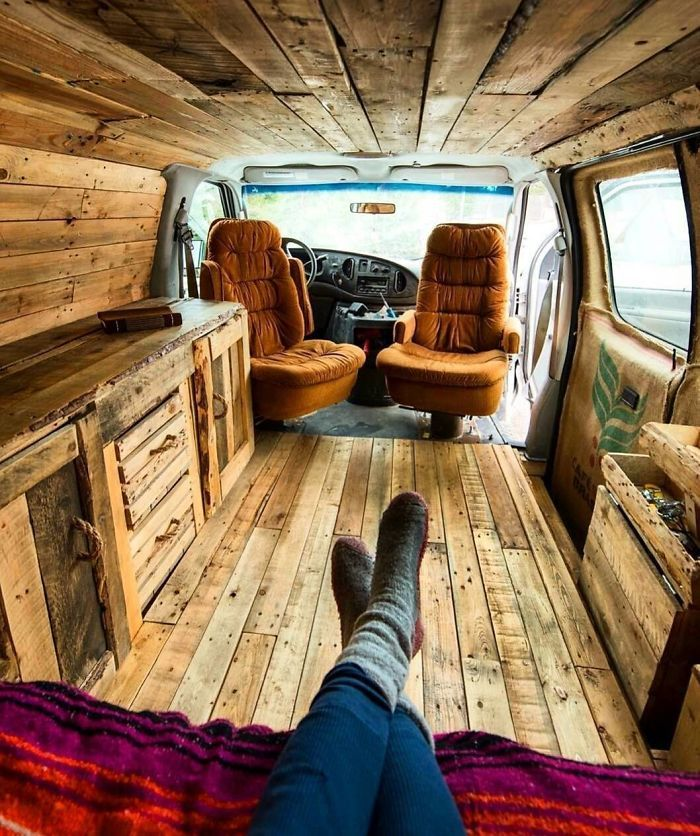 308 pics from project van life instagram that will make - Interior design jobs in california ...