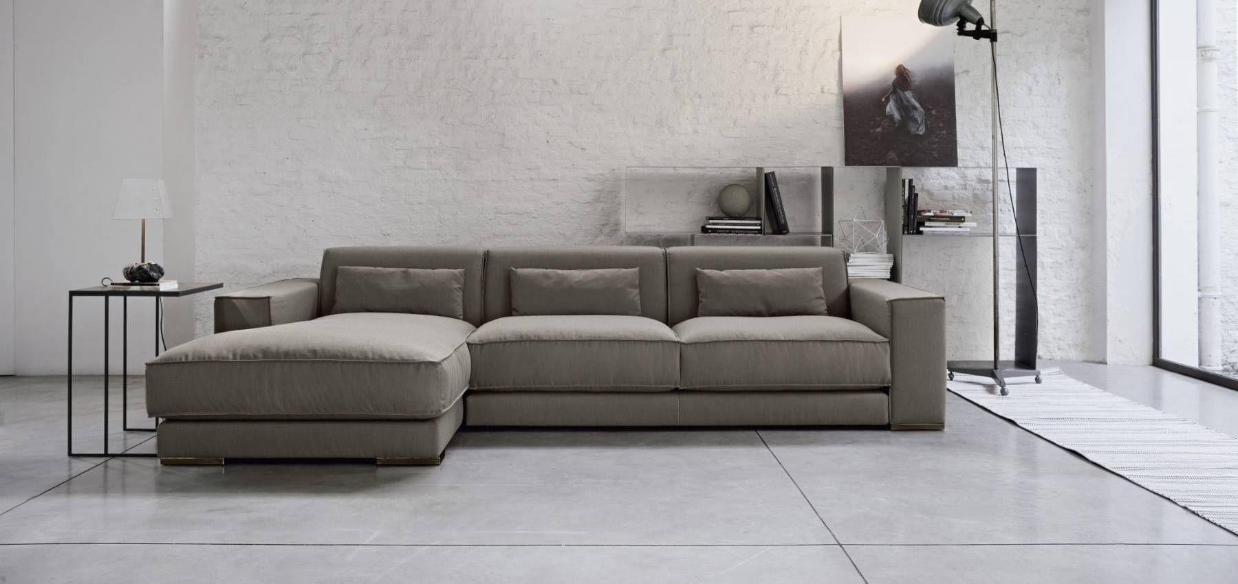 Steven Doimo Salotti Comfortable Seat Cushions Divano