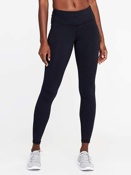 4817b7bcd50a7 Old Navy Mid-Rise Jersey Performance Leggings for Women | Products ...