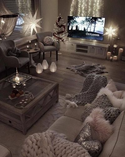 Living room decor ideas on  budget cozy rooms also best images in rh pinterest