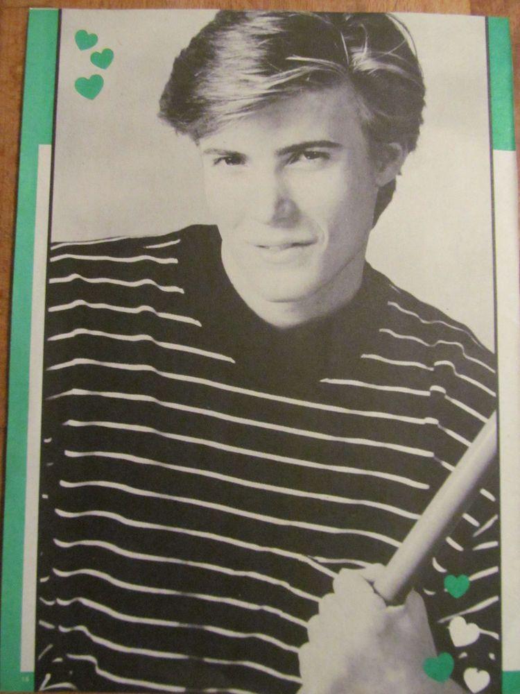 Shane Conrad, Full Page Vintage Pinup